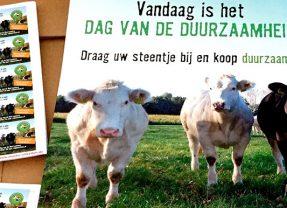 Slagers van Keten Duurzaam Rundvlees maken consumenten bewust van duurzame vleesconsumptie